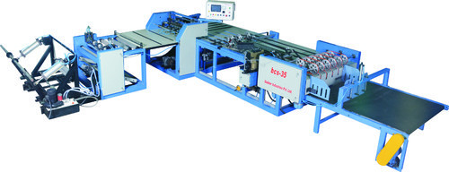 Automatic Woven Sack Cutting And Stitching Machine (BCS)