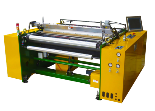 Automatic D Cutting And String Machine For Woven Sack