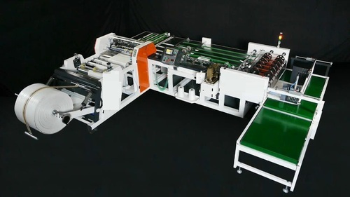 Fully Automatic Cutting And Stitching Machine for Woven Sack