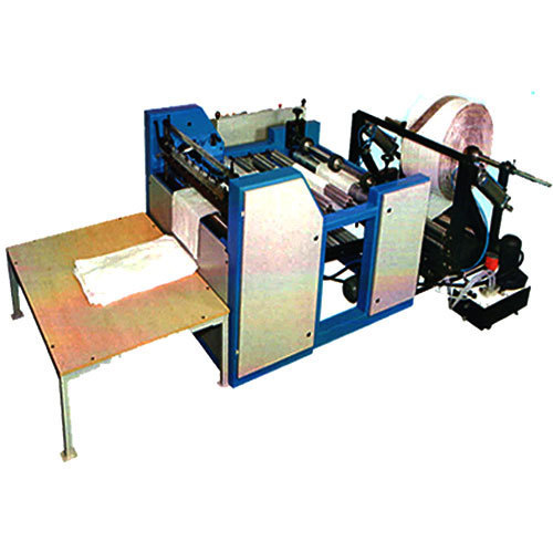 HDPE Woven Sack Fabric Cutting Machine