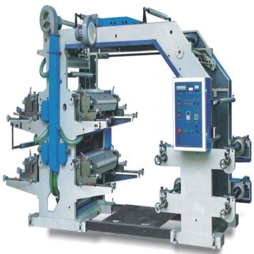 Multi Colour Flexographic Printing Machines